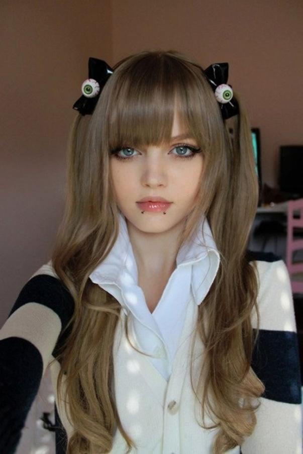 Стиль Девушки Барби - живые куклы существуют (фото)