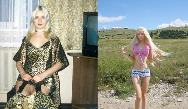 Стиль Девушки Барби - живые куклы существуют (фото) до и после