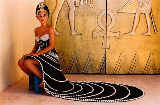 Царица Клеопатра - женские секреты (фото актрис).