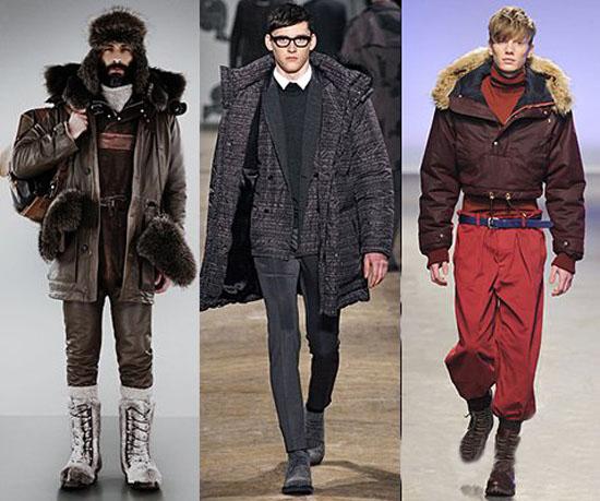 Верхняя Мужская Одежда Зима 2013-2014