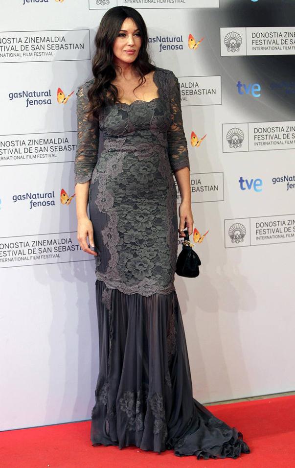 Стиль одежды Моники Белуччи (Monica Bellucci) фото