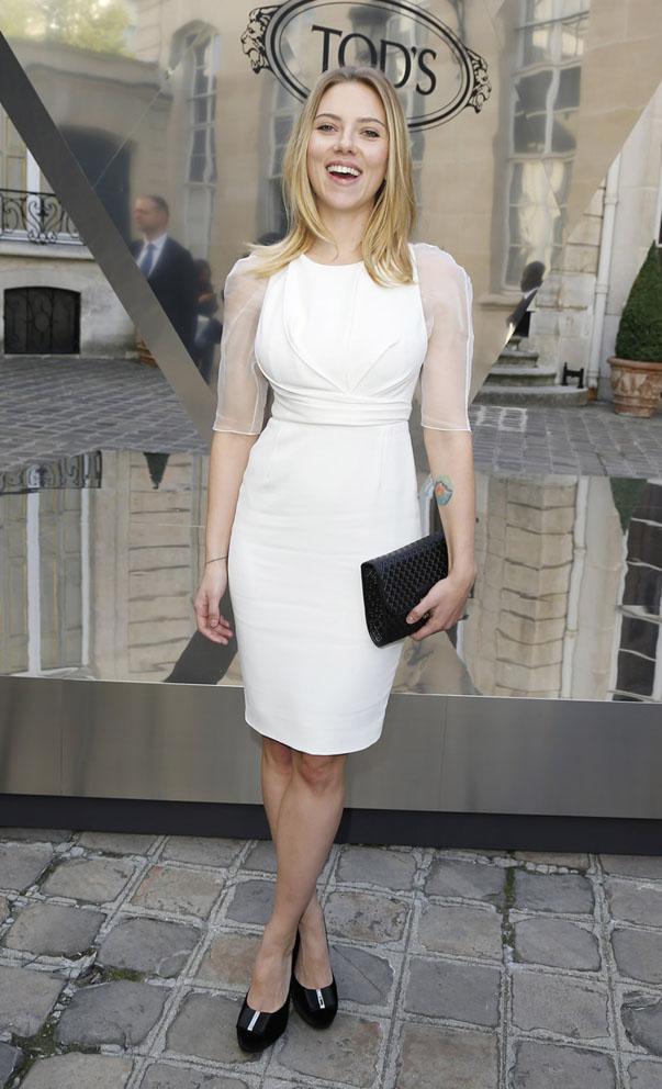 Женский стиль Скарлетт Йоханссон (Scarlett Johansson) фото